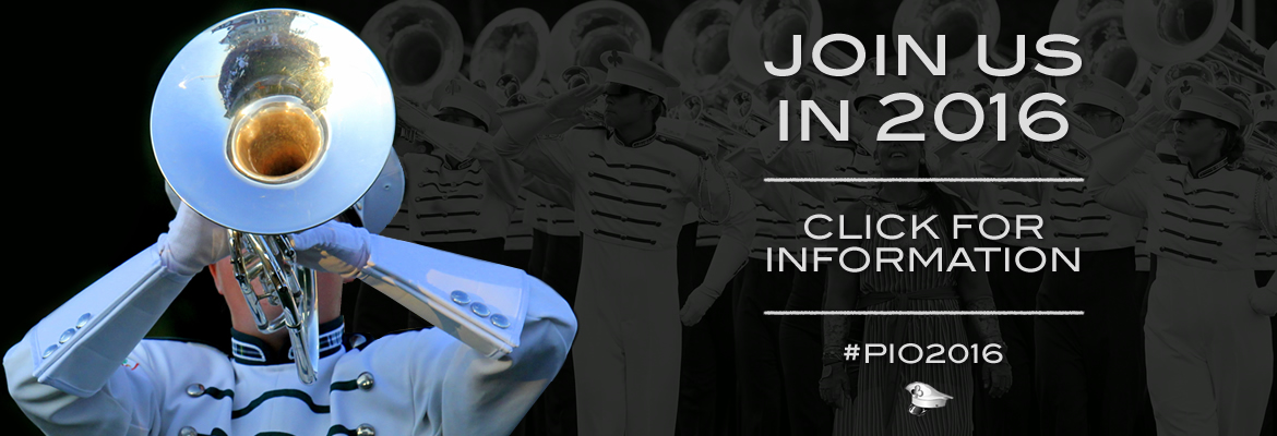 Join the 2016 Pioneer Drum & Bugle Corps