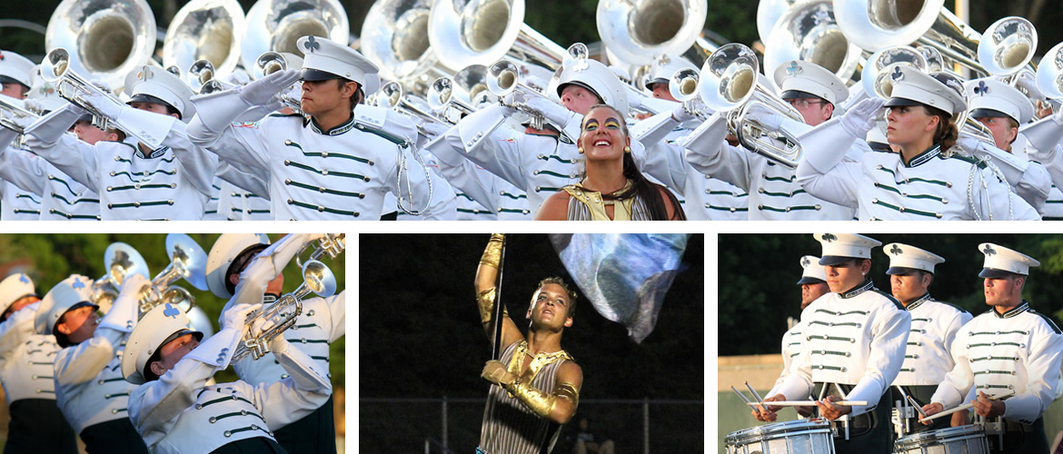 Donate to the Pioneer Drum & Bugle Corps