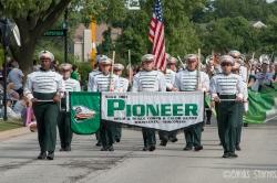 6/18 - Elk Grove Village, IL parade
