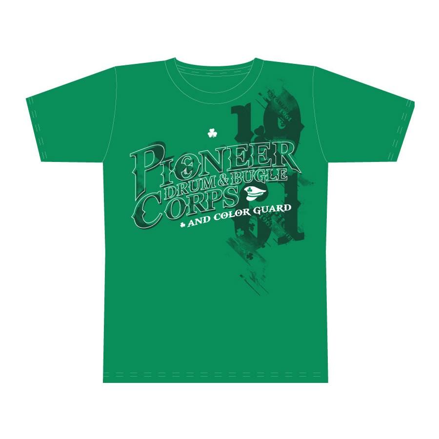 2017 Irish Green T-Shirt